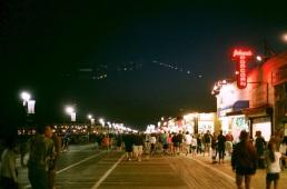 The Boardwalk, Ocean City, New Jersey.