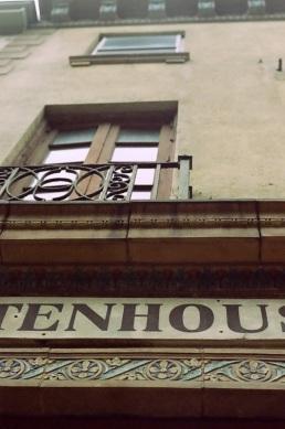 Rittenhouse Coffee Shop.