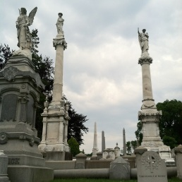 Happy Tombstone Tuesday from Laurel Hill, East Falls.