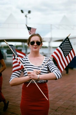 Miss America.