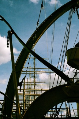 The Masts.