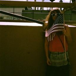Maryn, Miss America in Shades.