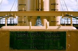 Union Iron Works, USS Olympia.