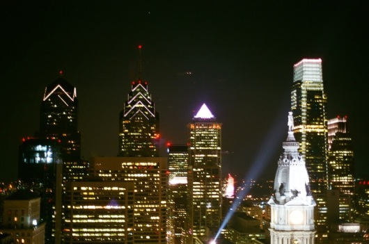 Center City, Philadelphia.