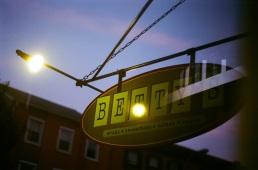 Betty's wraps & smoothies, Kutztown.