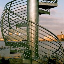 Camden, as seen through Jody Pinto's interactive sculpture Land Buoy.