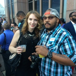 First #iger_philly I've ever met in person: @Jabbar2i5.