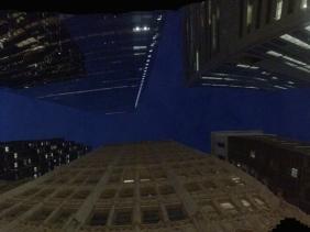 Panorama on Arch Street.