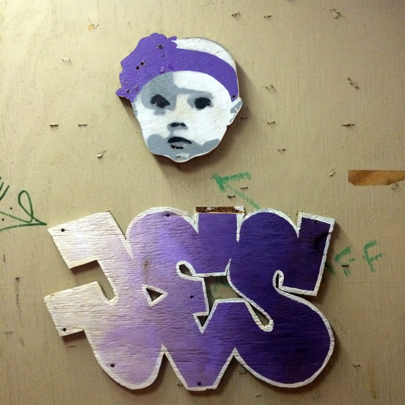 Street Pop Art.