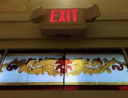 822 Pine Street, not an exit.