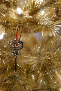 The Christmas Key.