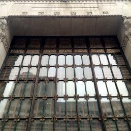 1500 Walnut, Walnut Street facade.