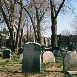 Palmer Cemetery, Fishtown.