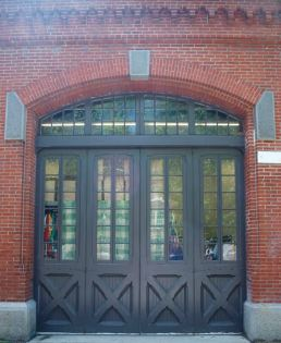 Philly Doors: Urban Outfitters Headquarters,