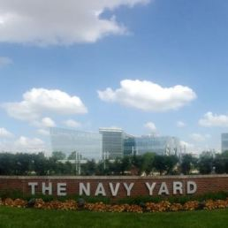 Welcome to the Navy Yard!