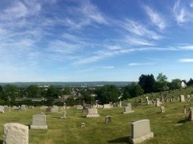 Holy Trinity Roman Catholic Cemetery, Swoyersville, PA.