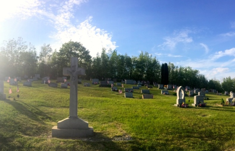 Cmentarz Swietej Trojcy (Holy Trinity), Nanticoke, PA.