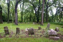 Shupp's Memorial Cemetery, Larksville, PA.