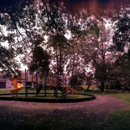 Buttonwood playground.