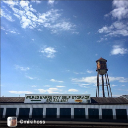 Wilkes-Barre Self Storage by iger @mikihoss