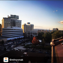 Wilkes-Barre Public Square by iger @mhryvnak