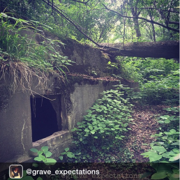 Abandoned buildings near Kirby Park by iger @grave_expectations