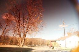 Backroads of Nescopeck.