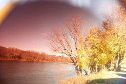 Sunglass filter.