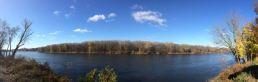 Susquehanna River: Culmination of the Deep Black Waters.