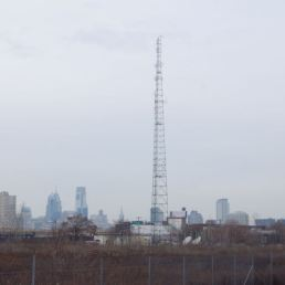 The lesser known Philadelphia skyline.