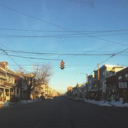 Small town, USA.