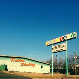 Skateaway, Blackman Street, Wilkes-Barre, PA.
