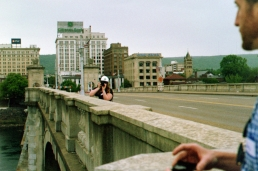 Walk the Market Street Bridge