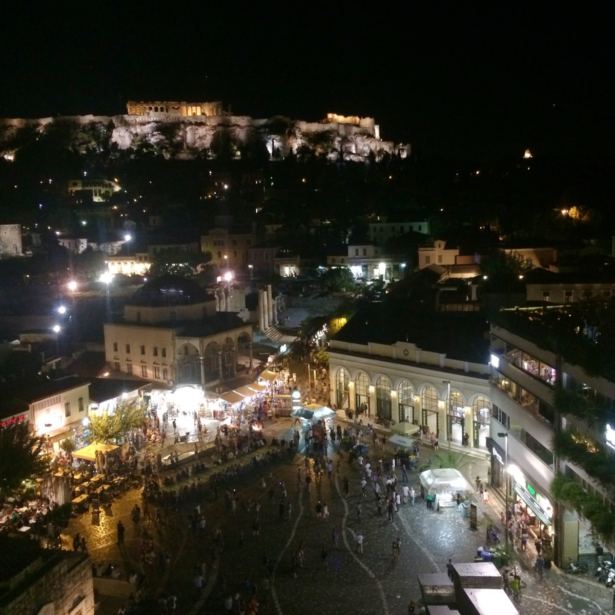 Goodnight, Athens.