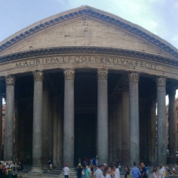 Pantheon Panorama.