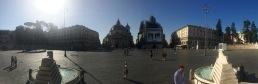 Piazza del Popolo in 180°!
