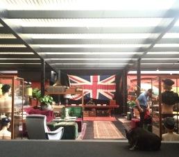 Hotel Lobby: The Yard, Piazza XXIV Maggio, 8, 20123 Milano, Italy.