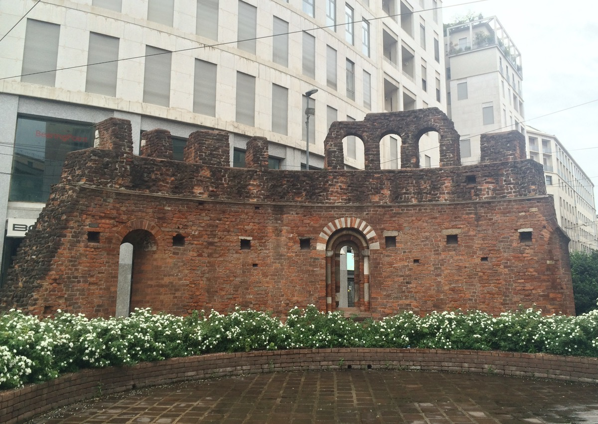 San Giovanni Conca, Milan, Italy.