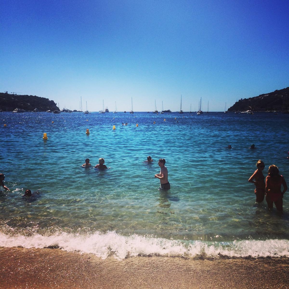 Deli Bo, Côte d'Azur, France.